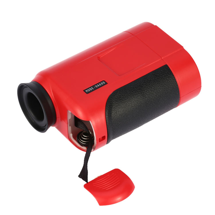 UA1600D Professional Laser Golf Rangefinder Meter with height angle measurement