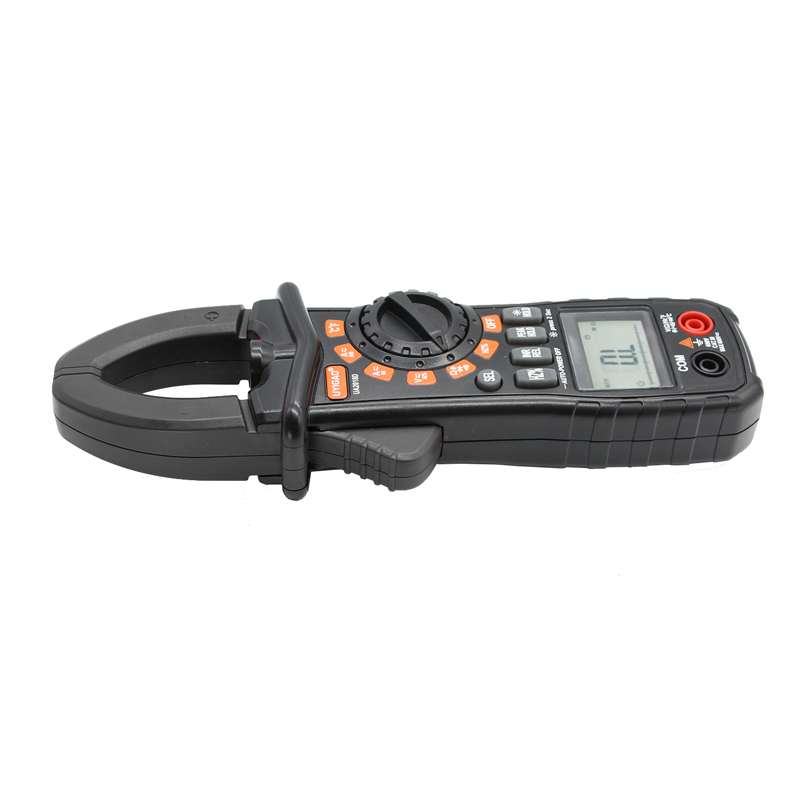 DC Current Automatic Range Clamp Multimeter Digital Clamp Meter with with analog bar display ua2018e