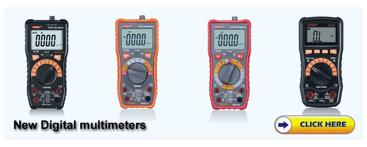 digital multimeter wholesale