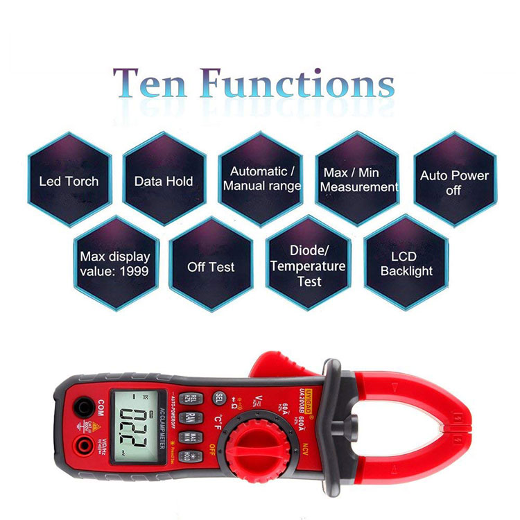 best price digital clamp meter wholesale